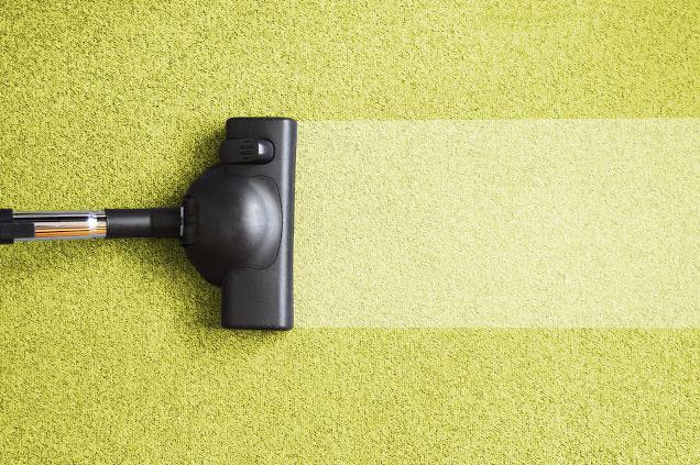 Фото - Как правильно чистить ковролин?